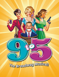 9 to 5 at the Walnut Street Theartre